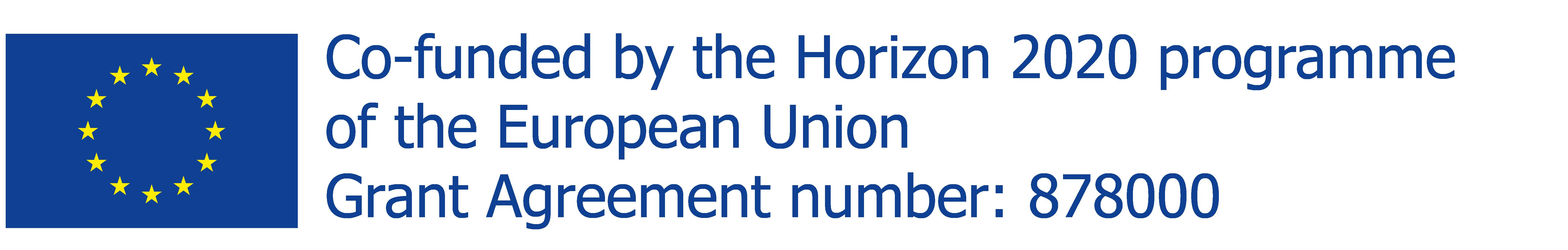 EU Logo Horizon 2020