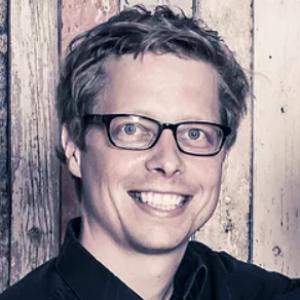Porträtfoto Johannes Völlenklee - Innovation Guide - Social Innovation Walk - atempo