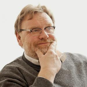 Porträtfoto Wolf Lotter- Vortragender Social Innovation Walk - atempo