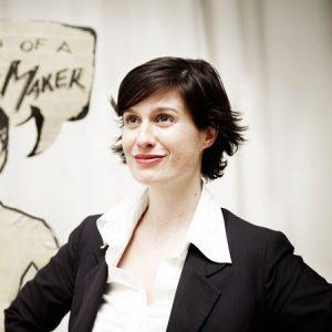 Porträtfoto Marie Ringler - Innovation Guide - Social Innovation Walk - atempo